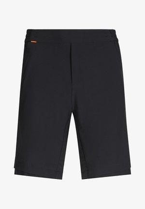 CRASHIANO - Sports shorts - black