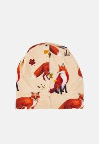 Walkiddy - BEANIE RED FOXES UNISEX - Beanie - brown - 1