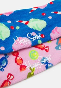Happy Socks - CANDY SOCK 2 PACK UNISEX - Socks - multi - 1