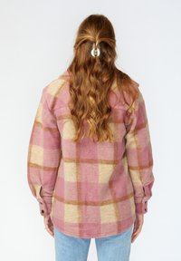 Noella - VIKSA - Short coat - dark rose beige - 1