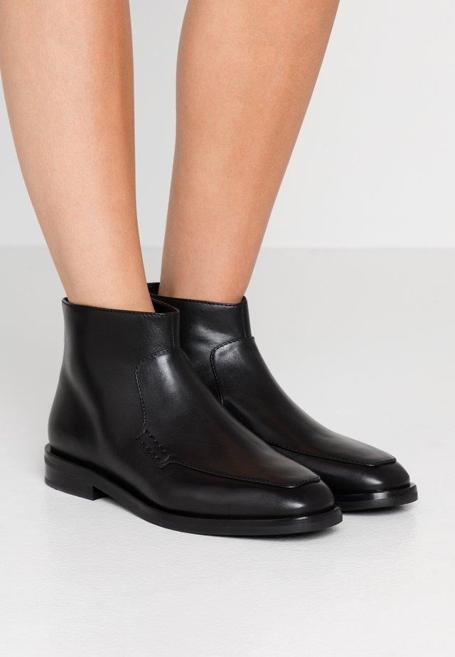 ALEXA LOAFER  - Boots à talons - black