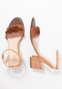 Peter Kaiser - CARYL - Sandals - sable/biscotti - 3