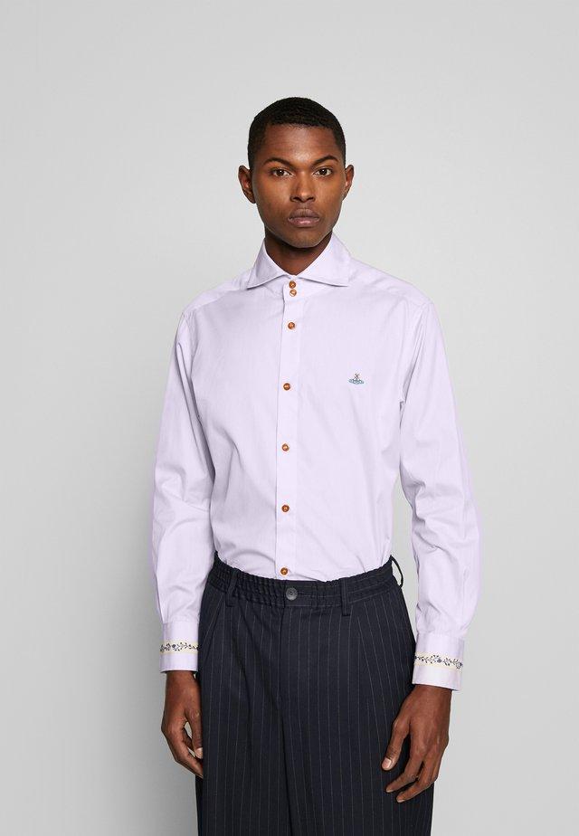 Koszula biznesowa - lilac
