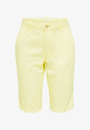 Shorts - lime yellow