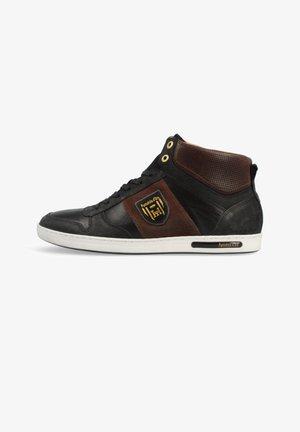 MILITO MID - Sneakers alte - black