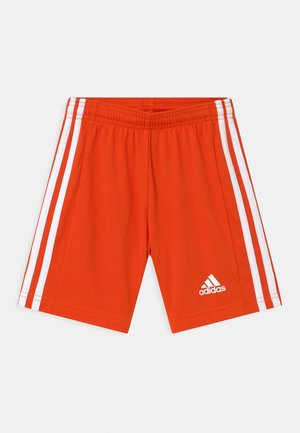 SQUAD UNISEX - Sports shorts - team orange/white