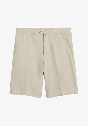 LECCO - Shorts - ecru