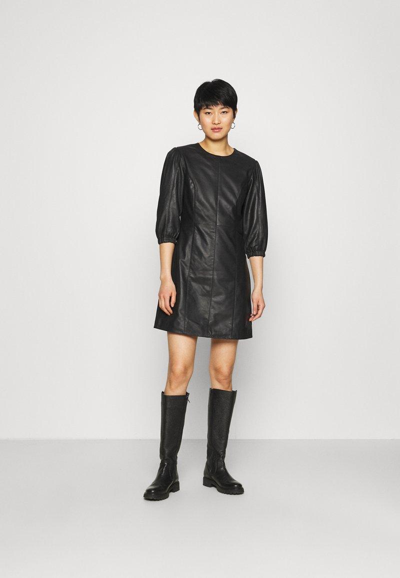 Deadwood - UFFIE DRESS - Day dress - black