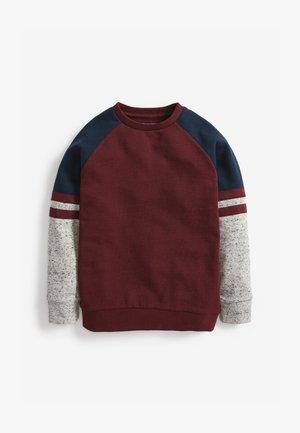 RAGLAN - Sweatshirt - red