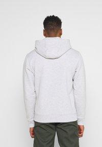 Tommy Jeans - TIMELESS HOODIE UNISEX - Sweatshirt - silver grey - 2