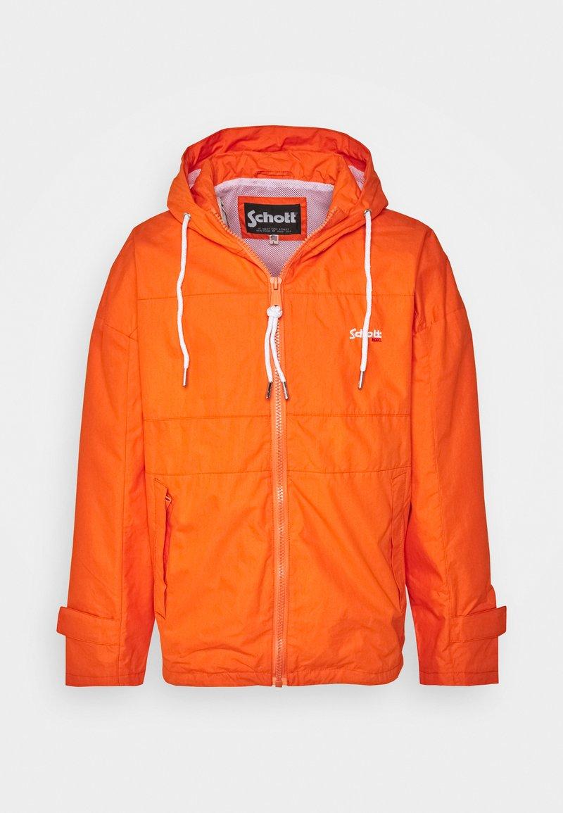 Schott - Summer jacket - orange