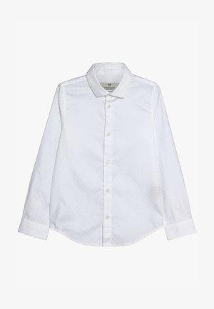 LONG SLEEVE  - Shirt - white