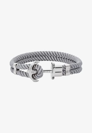 PHREP  - Armband - grau/silber