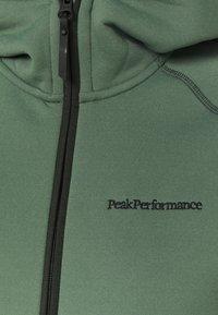 Peak Performance - CHILL ZIP HOOD - Fleece jacket - fells view - 3