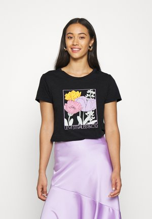 THE PERFECT TEE - T-shirt med print - cavia