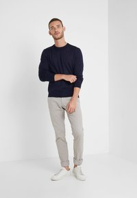 Hackett London - CREW - Strikpullover /Striktrøjer - midnight - 1