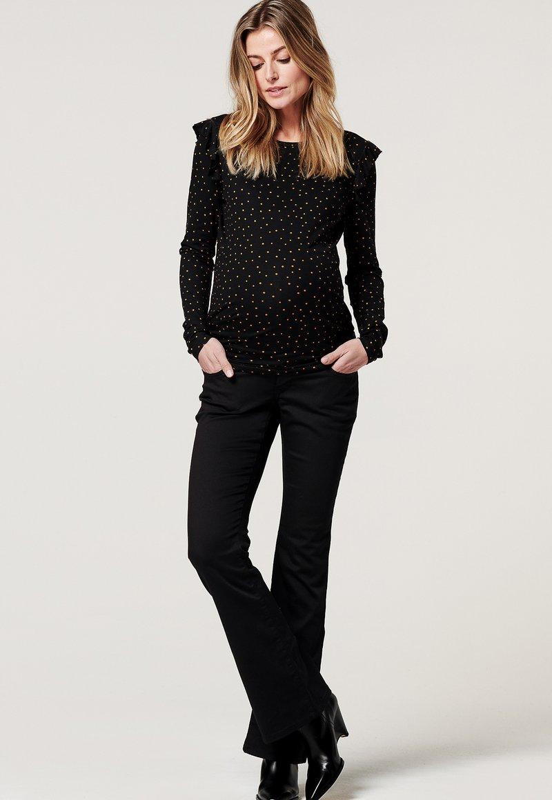 Noppies - SENNA  - Flared Jeans - black