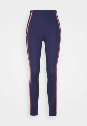 YOURE A PEACH DOUBLE POP - Leggings - deepest navy