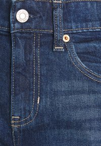 GAP - BERMUDA PENINSULA  - Denim shorts - dark indigo - 2