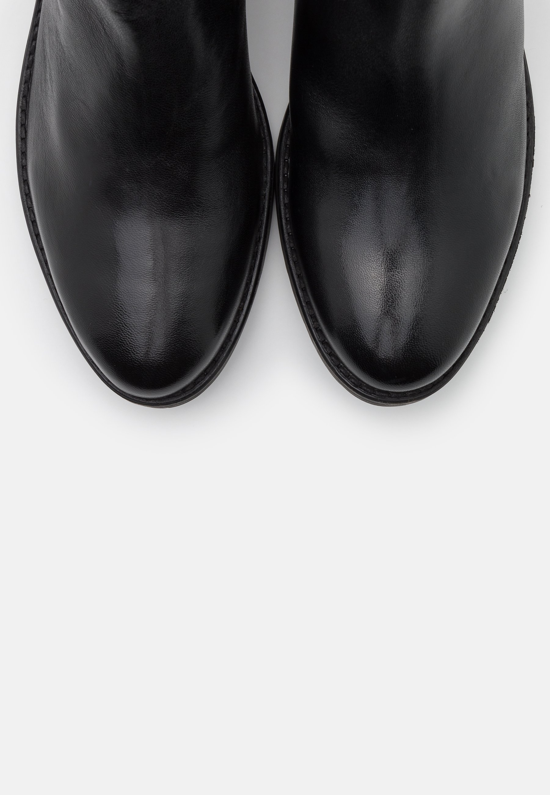 Bugatti Ruby - Cowboystøvletter Black/svart