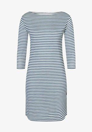 Day dress - weiß - blau