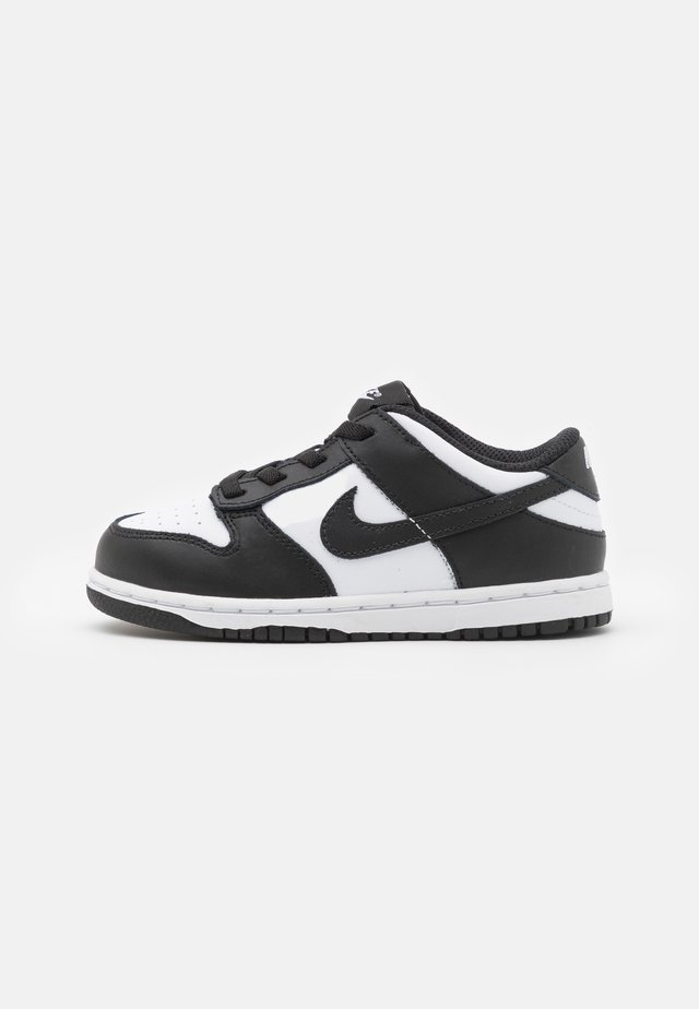 DUNK  - Sneakers laag - white/black