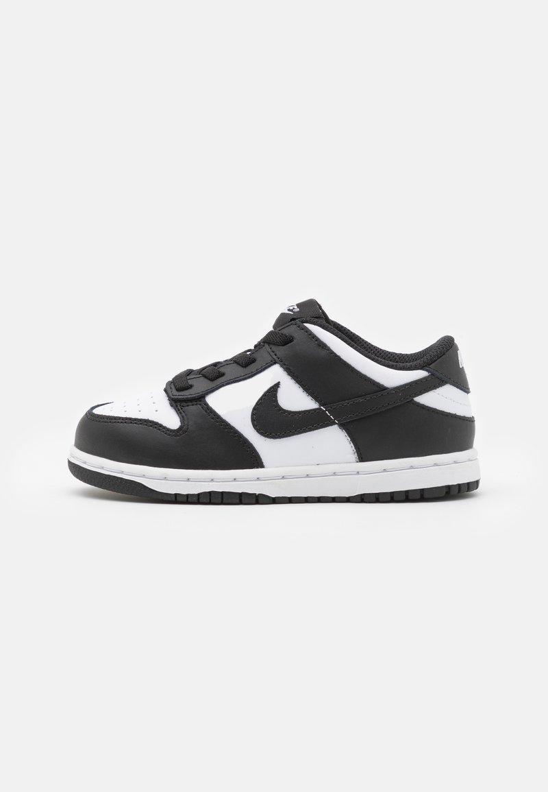 Nike Sportswear - DUNK  - Sneakers basse - white/black