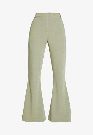RACHIE TROUSER - Pantaloni - sage