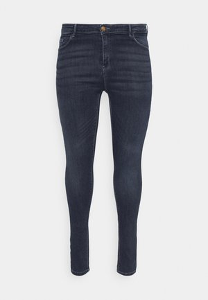 CARLAOLA LIFE - Jeans Skinny Fit - dark blue denim