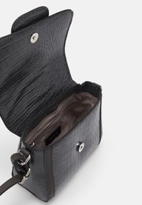 comma - A REAL LADY SHOULDERBAG - Across body bag - darkgrey - 2