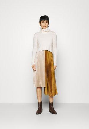 JESSIE DRESS 2-IN-1 - Jumper - alabaster white