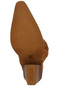 Bronx - High heeled boots - brown - 3