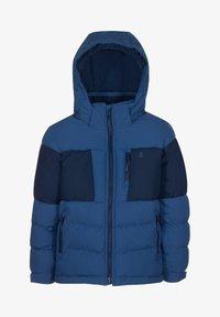 Kamik - LUNAR - Winter jacket - blue eclipse - 0