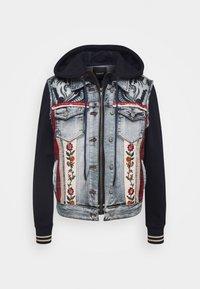 Desigual - CHAQ LIBERTE - Denim jacket - denim bleach - 4