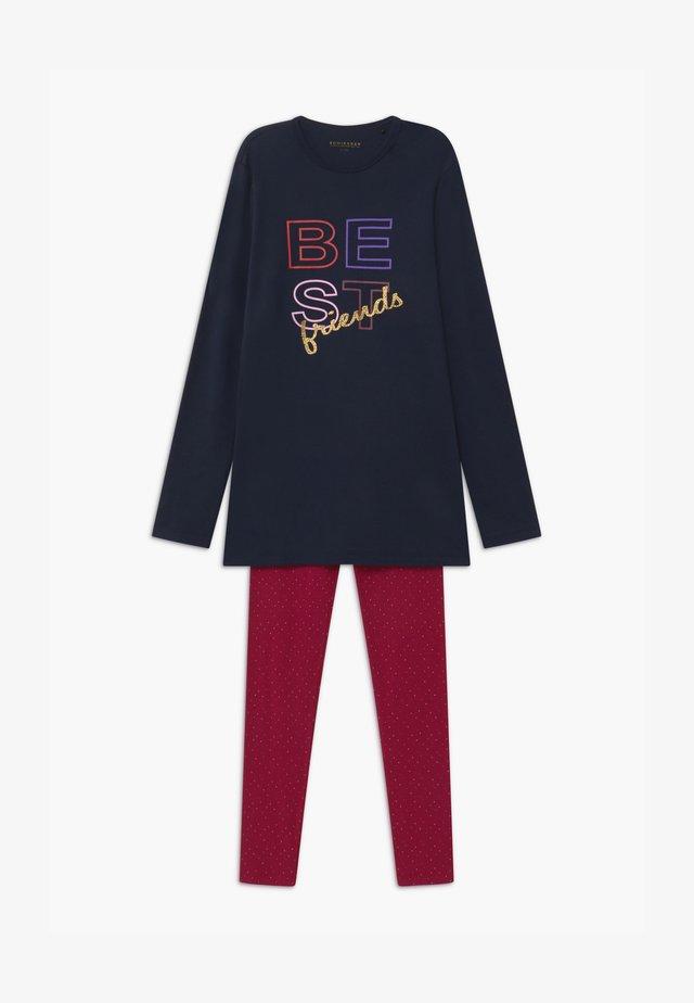 TEENS - Pyjama set - nachtblau