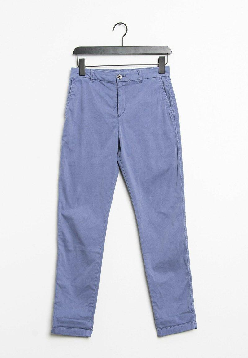 BOSS - Trousers - purple