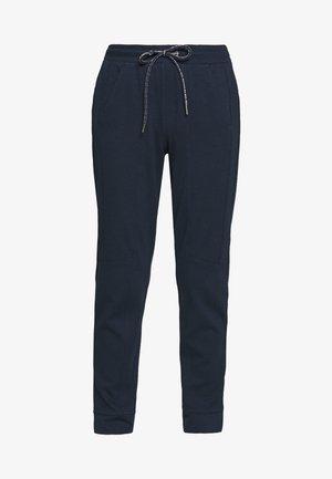 SPORTIVE LOOSE FIT PANTS - Tracksuit bottoms - sky captain blue