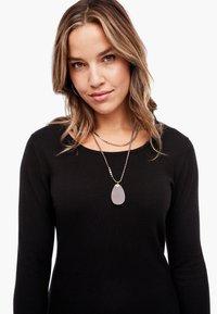 Triangle - Jumper dress - black - 5