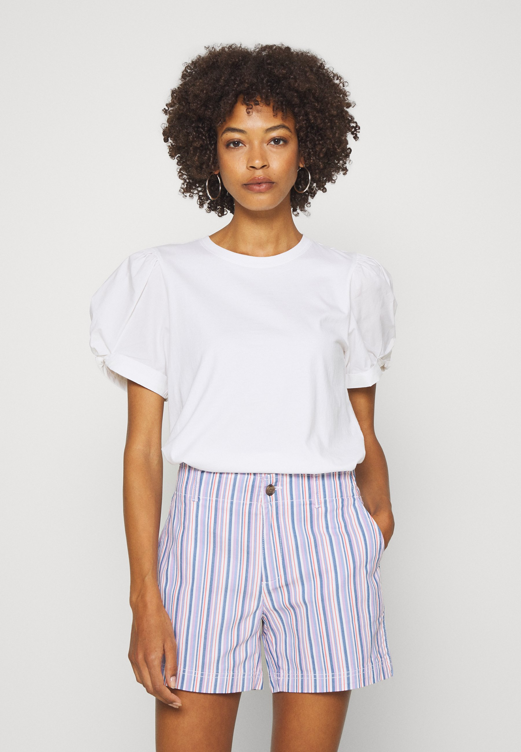 Damen MIX PUFF - T-Shirt basic