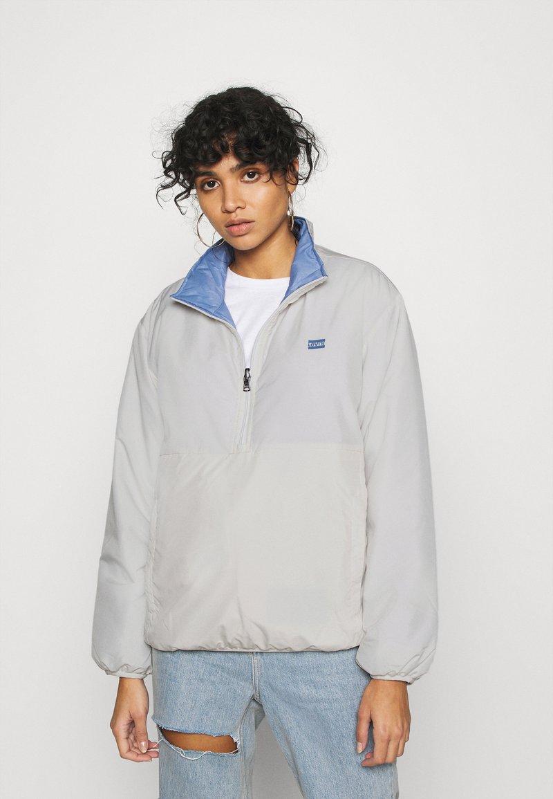 Levi's® - THEA REVERSIBLE  - Winter jacket - white/blue
