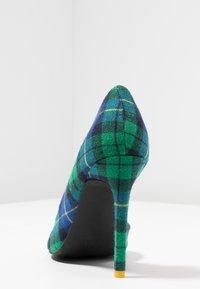 Even&Odd - High heels - green - 5