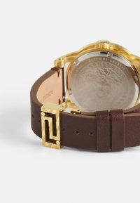 Versace Watches - CODE - Klokke - brown/blue - 1
