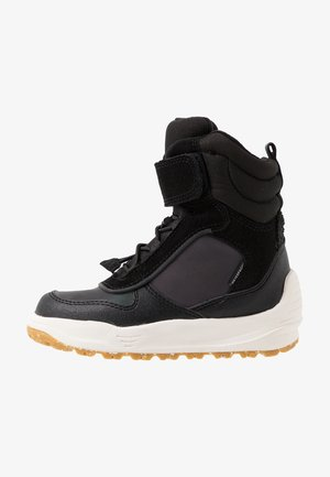 ALEX MIDCUT - Winter boots - black