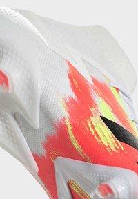 adidas Performance - Kopačky lisovky - ftwr white/core black/pop - 10