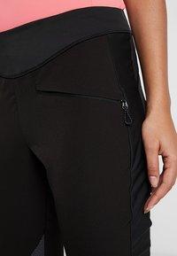 Salomon - WAYFARER  - Pantaloni - black - 3