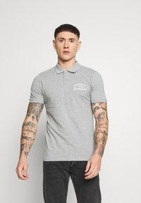 Jack & Jones - JJHERO  - Polo - grey - 0