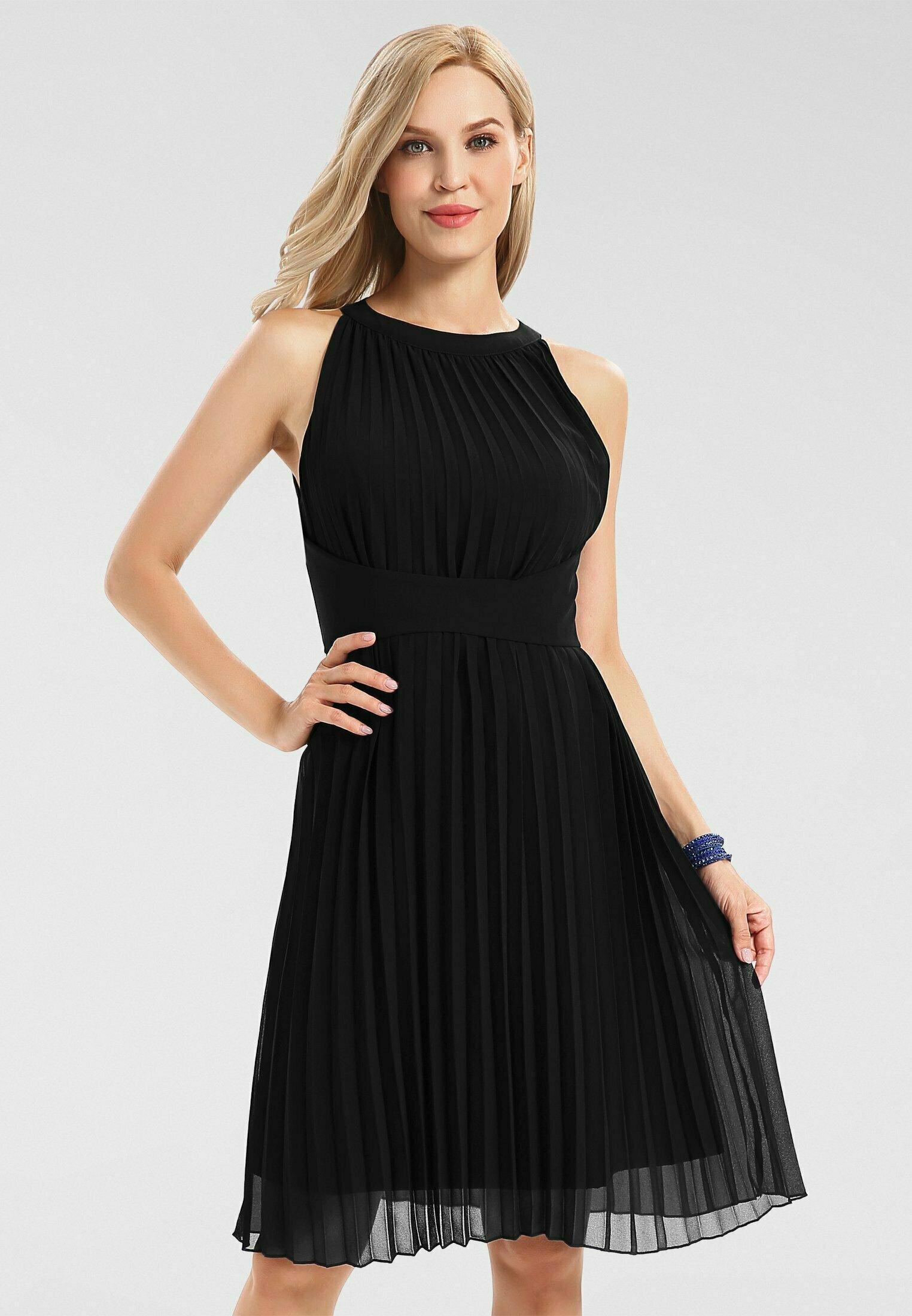 Cocktailkleid/festliches Kleid   schwarz