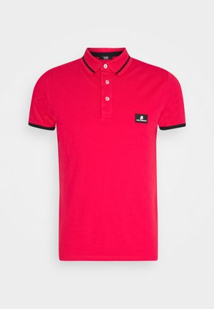 CÔTE D'AZUR - Polo - red