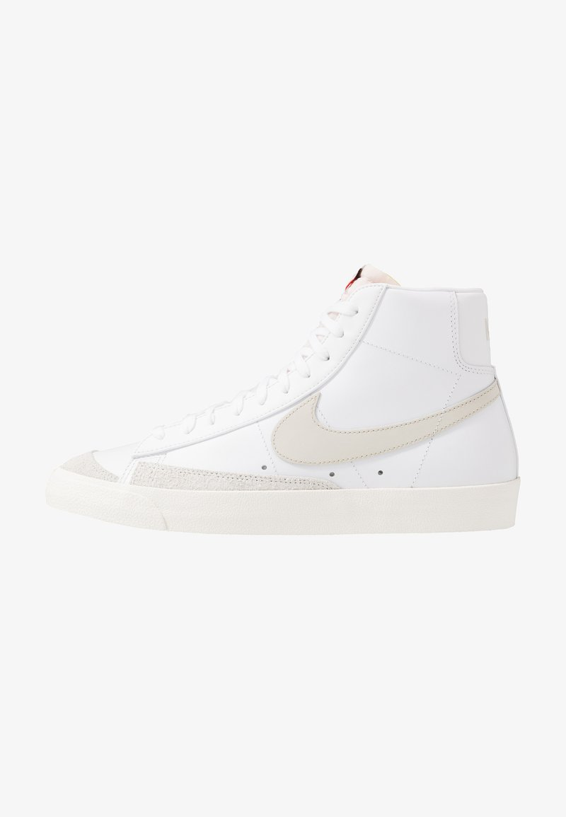 Nike Sportswear - BLAZER MID '77 - Zapatillas altas - white/light bone/sail