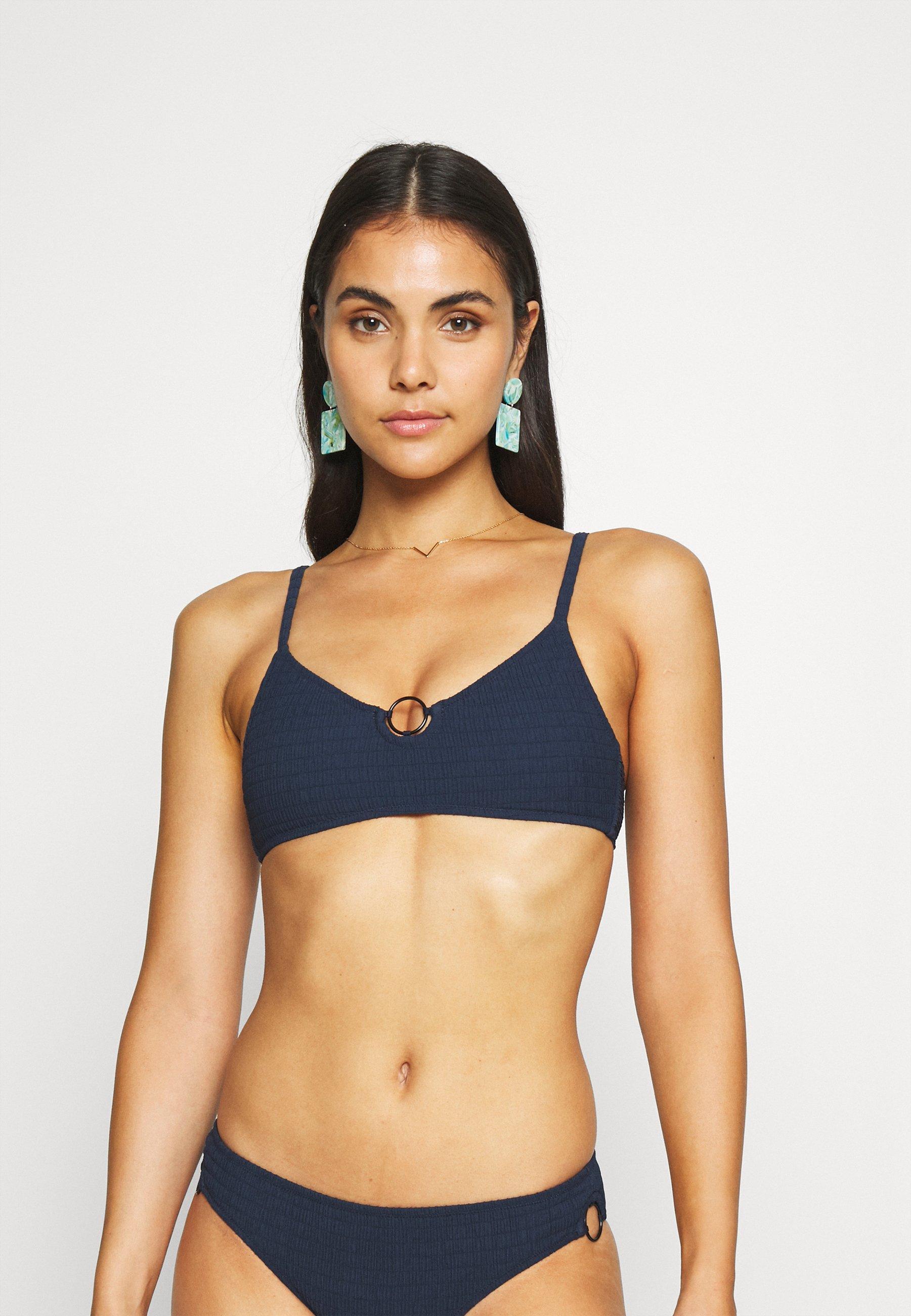Women WATERCULT SOLID CRUSH - Bikini top